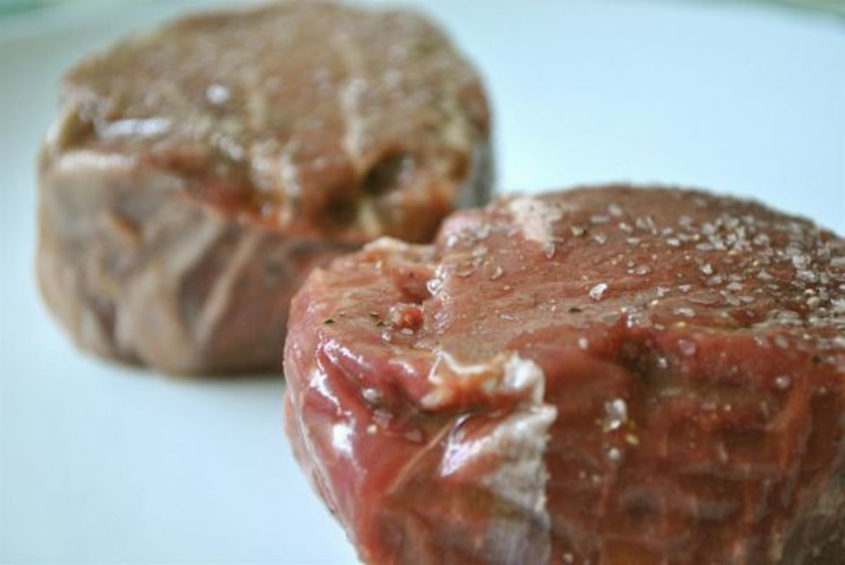 meat glue is toxic and found in many cuts of meat