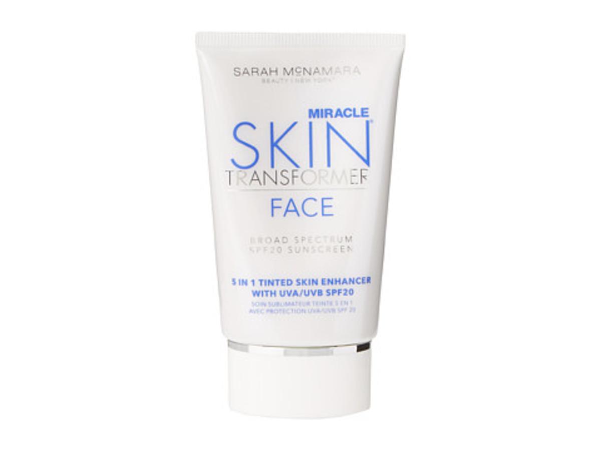 SPF skin care