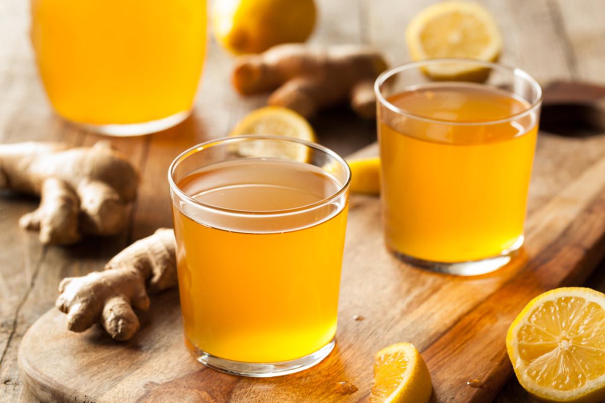Mix in ideas for kombucha tea.