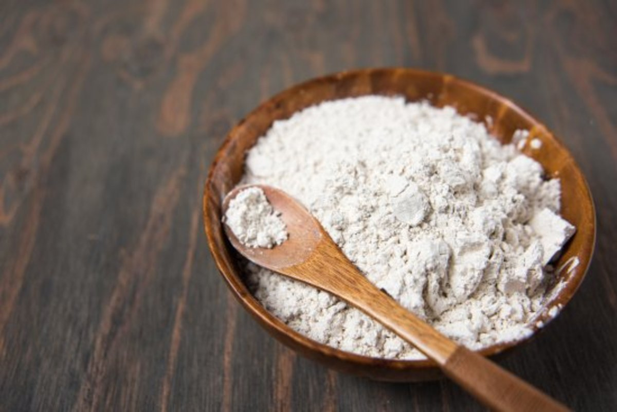 Unlock the Gigantic Power of Tiny Fossils With Diatomaceous Earth