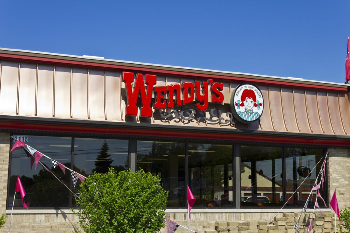 Wendy's removes antibiotics
