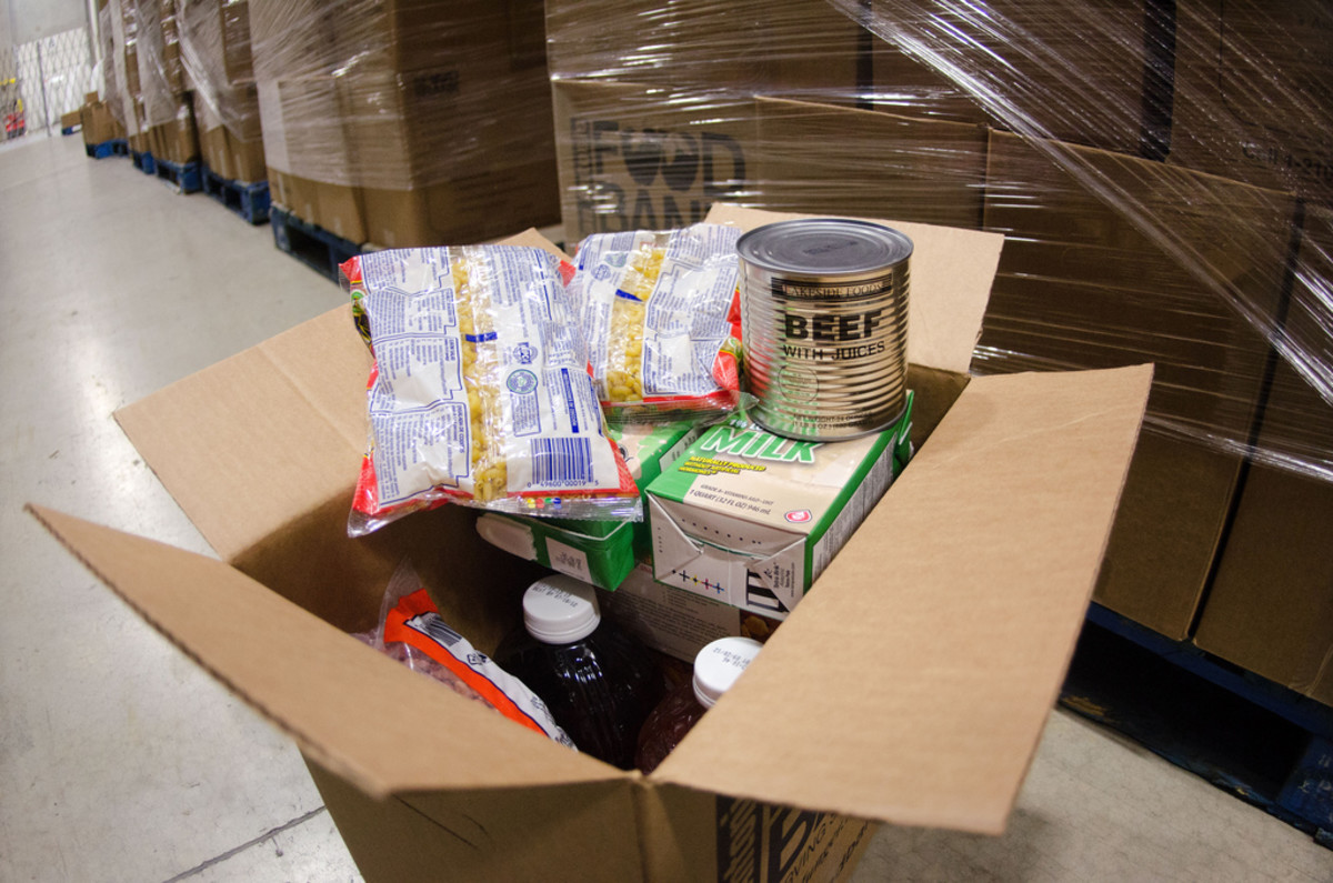 7 Most Useful Food Pantry Donation Items Organic Authority