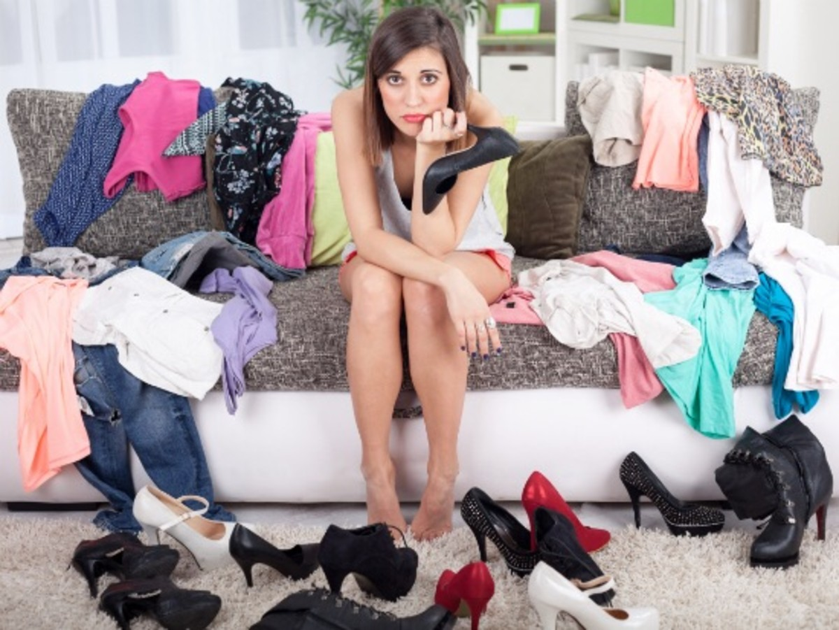 The Real Reason You Never Know What to Wear (and Hate Everything in Your Closet)