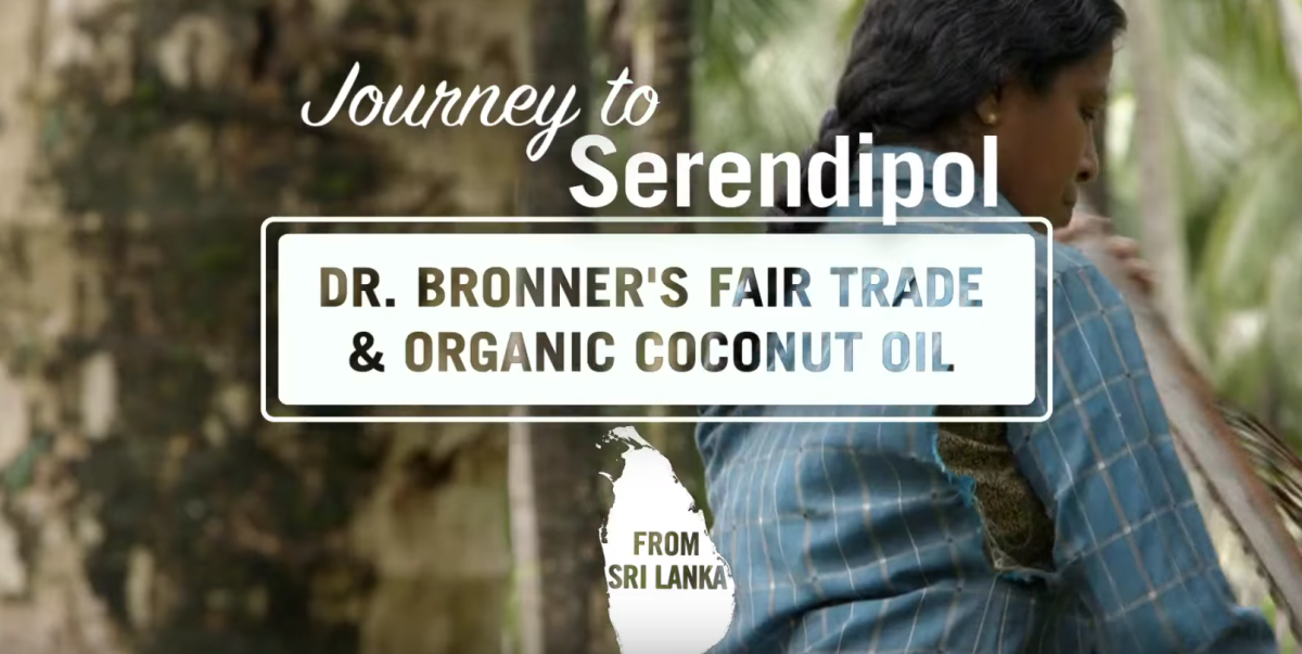 The Dr. Bronner's Coconut Oil Backstory Will Make You Weep [Video]