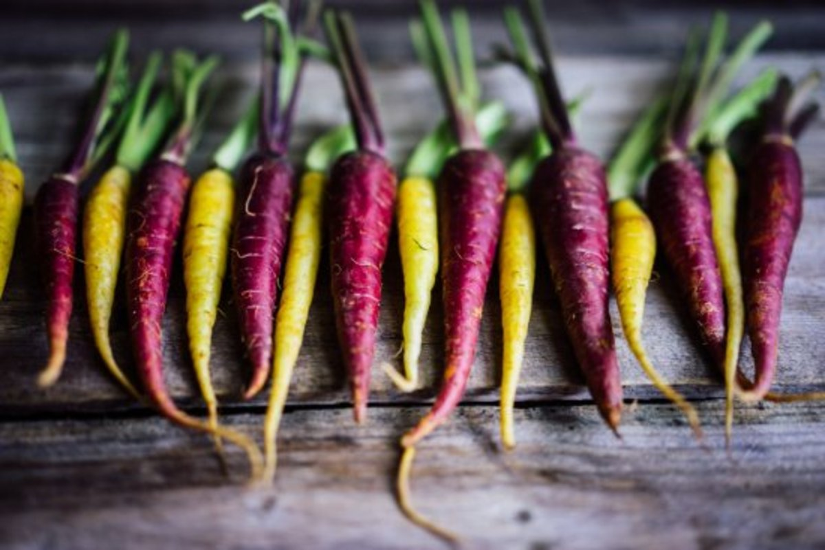 heirloom vegetables to try now