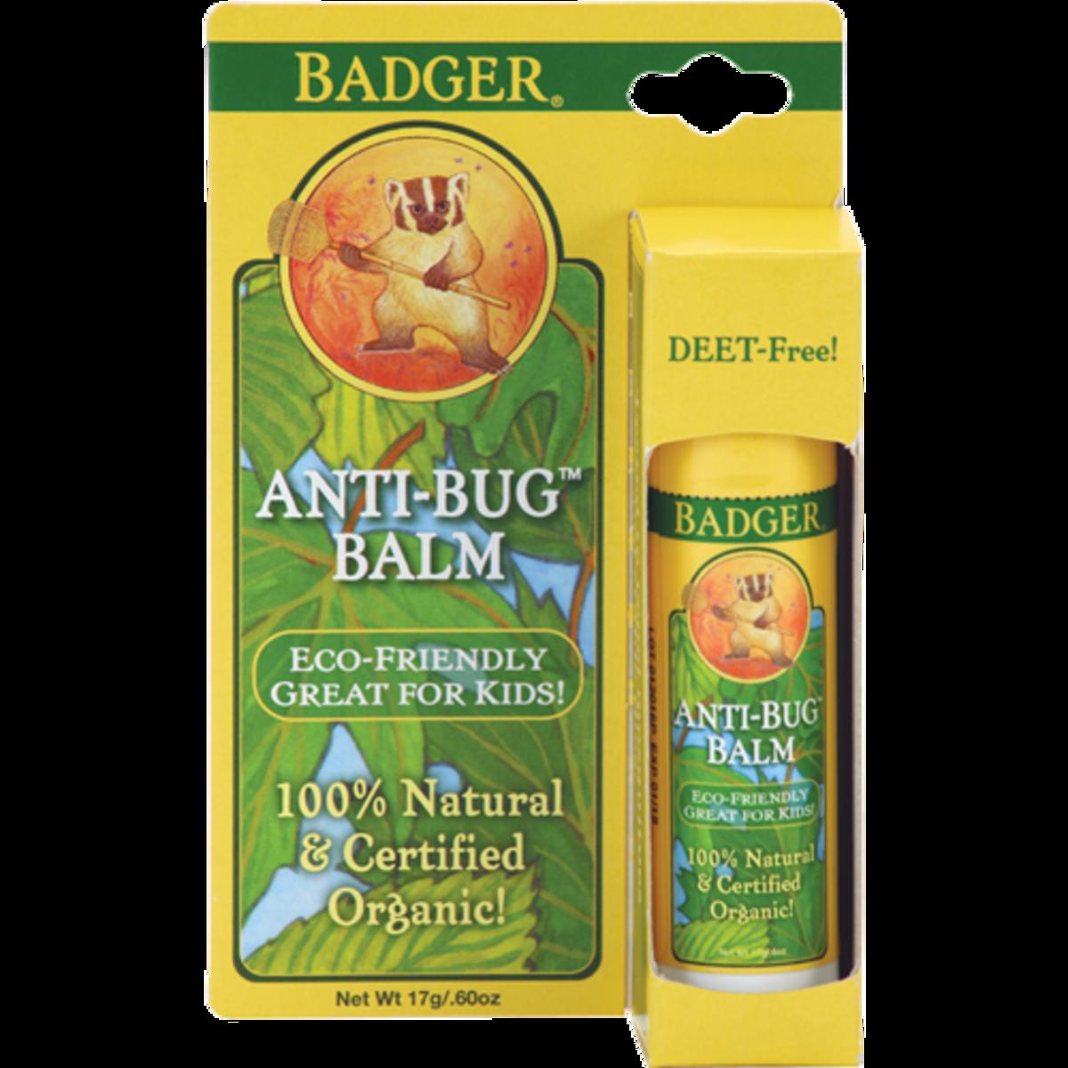 Badger Balm Anti-Bug Balm Stick