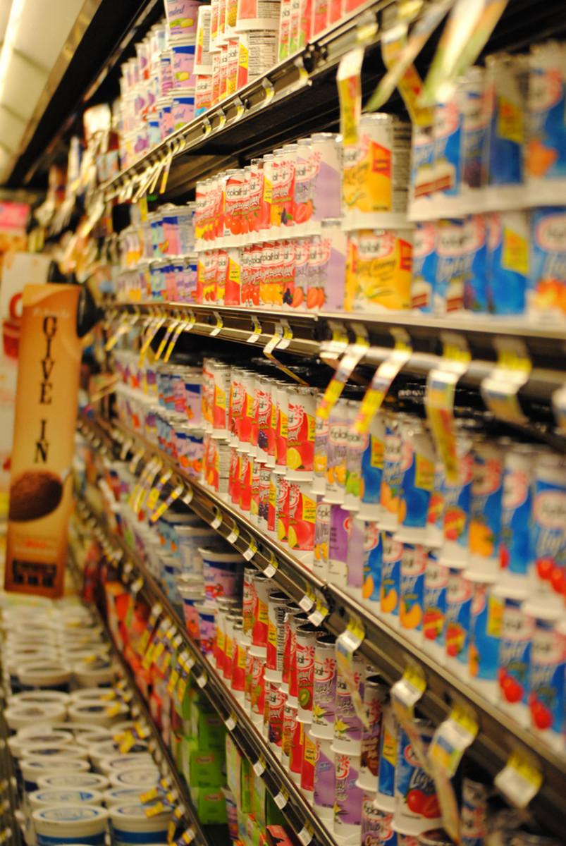 Major Yogurt Brands Accused Of Turning Health Food Into Junk