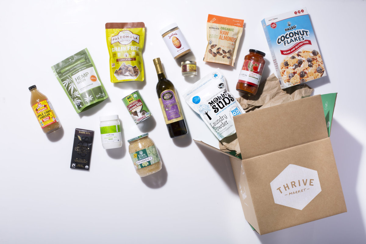 Here's How to Save the Most Money Possible on Thrive Market