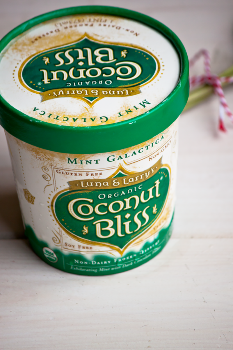 Luna & Larry's Coconut Bliss Vegan Ice Cream Review