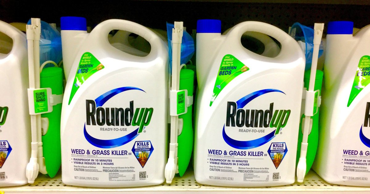 Jury Says Monsanto's Roundup Causes Cancer, Awards Victim $289 Million