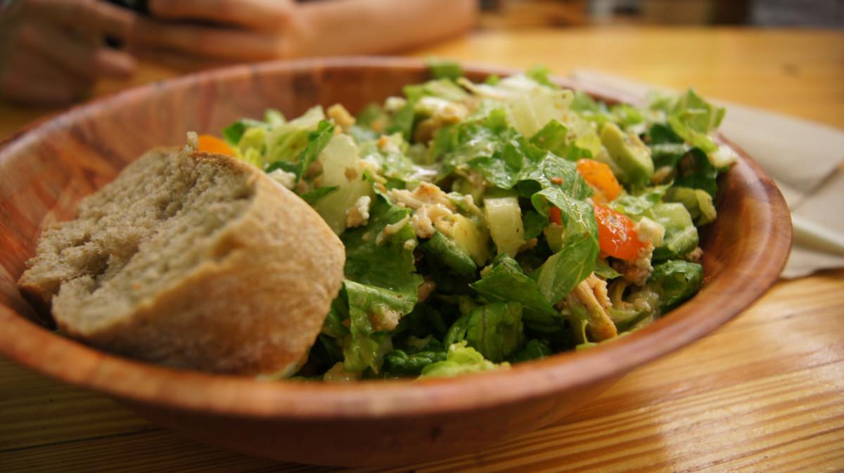 sweetgreen salad photo