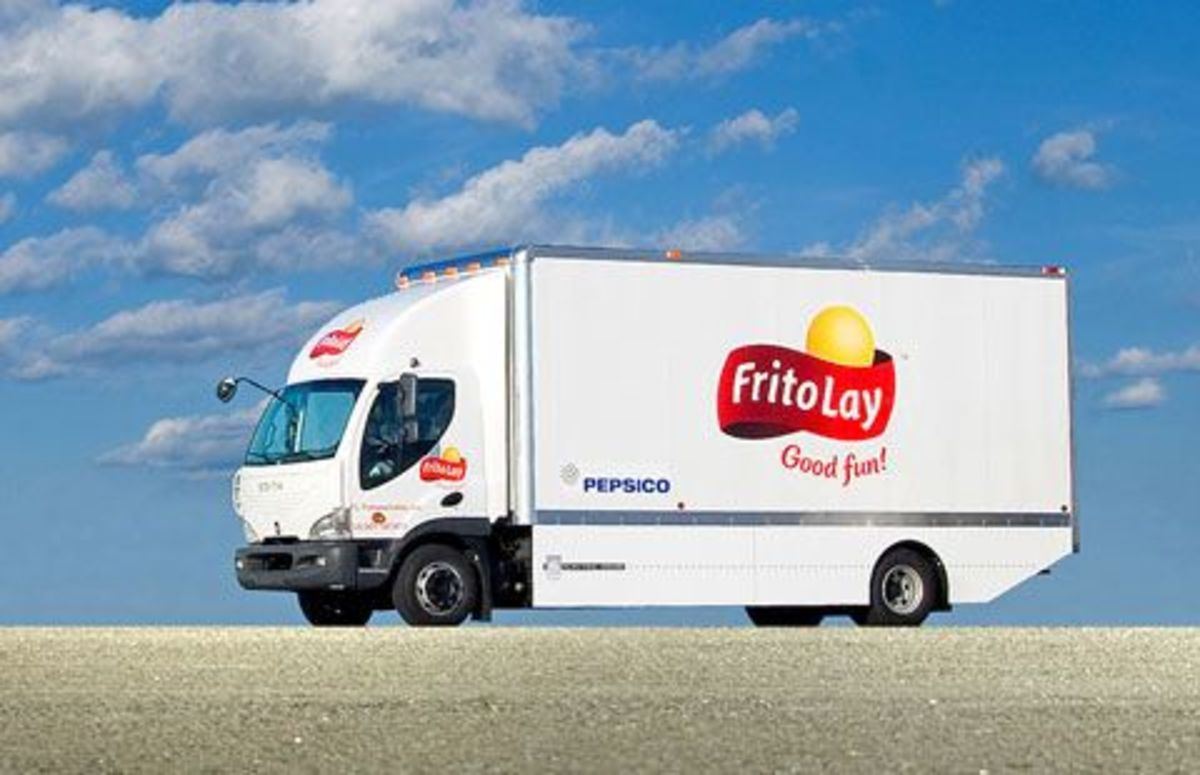 fritolaytruck