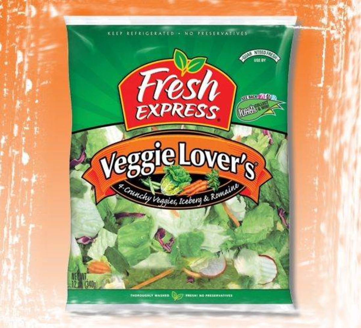 Fresh Express Veggie Lover's Salad