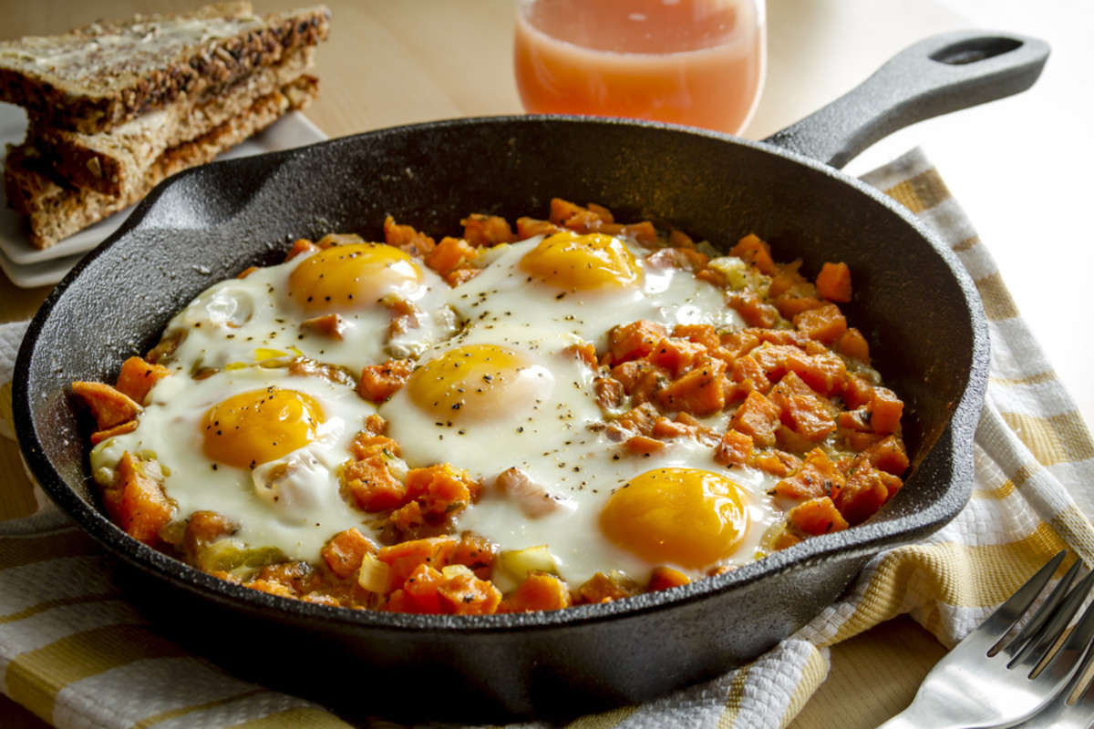 4 Delicious Fall Breakfast Recipes for a Meatless Monday Morning