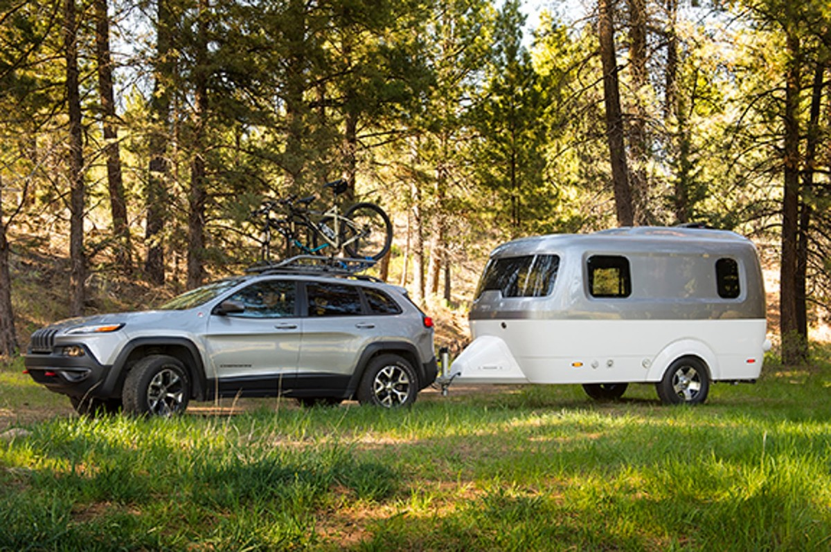 The new small travel trailers from Airstream.