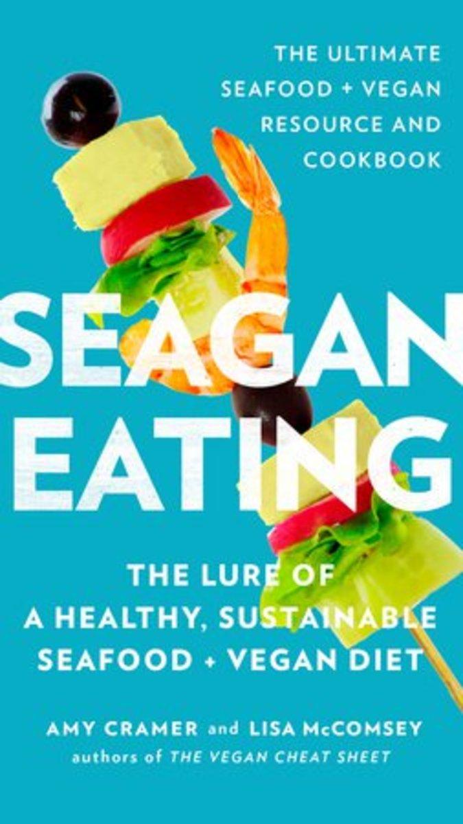 seagan eating: vegan diet + seafood