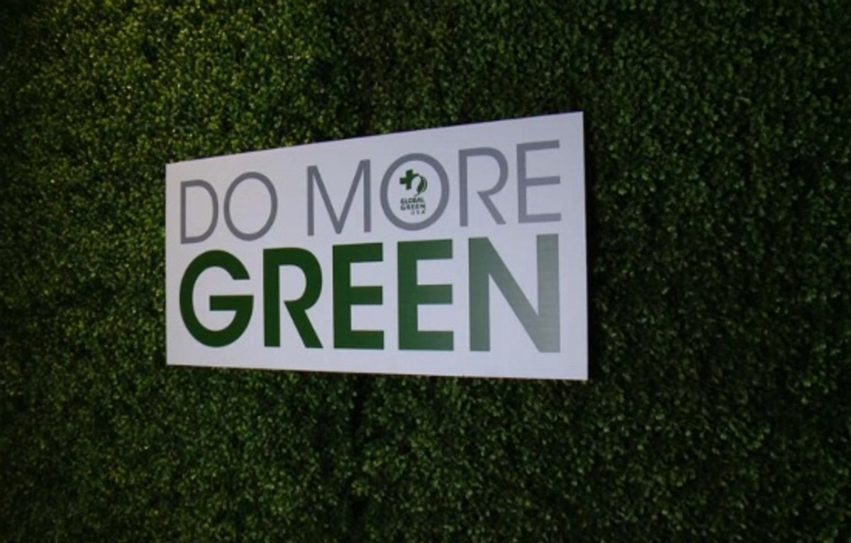 Stars Celebrate the Environment at Global Green USA's Annual Pre-Oscar Party