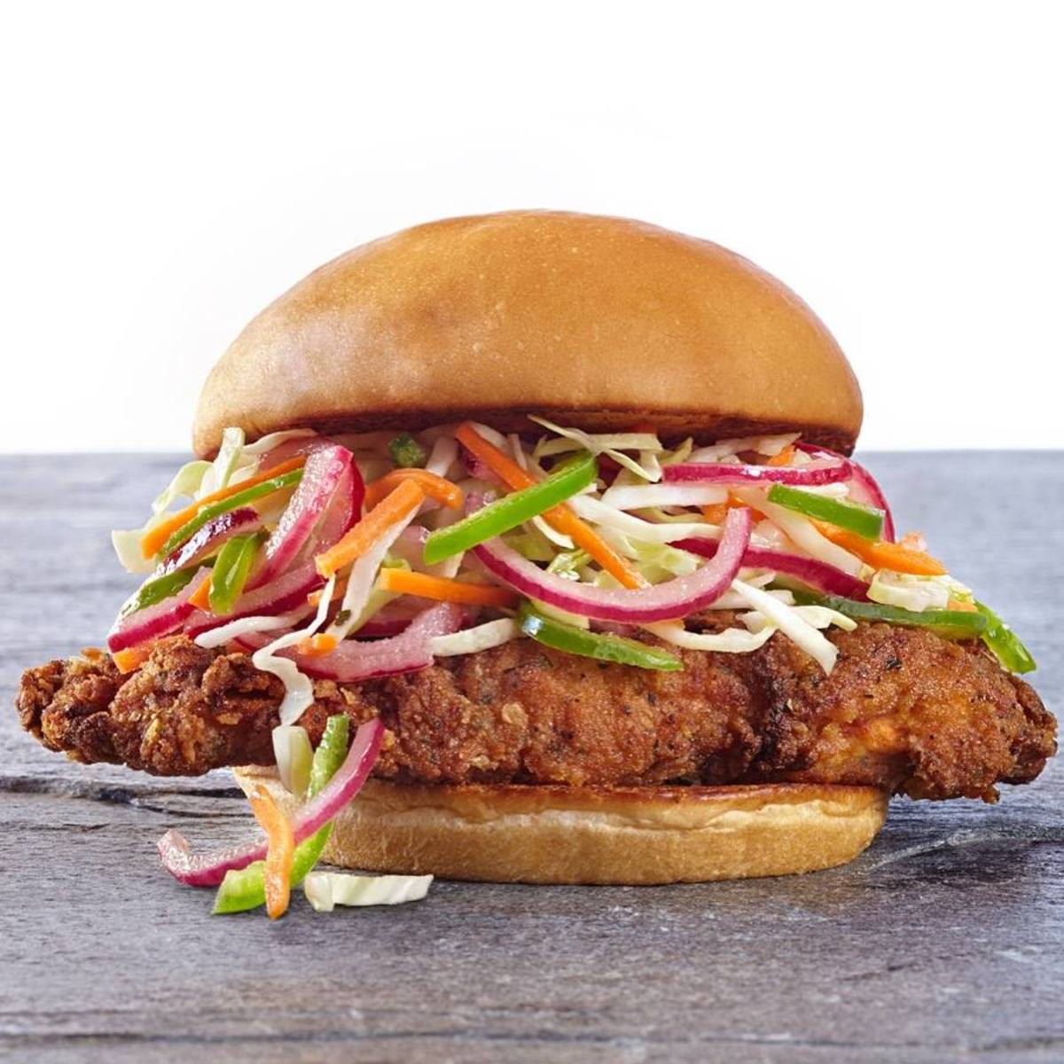 The Organic Coup is changing the fast food industry.