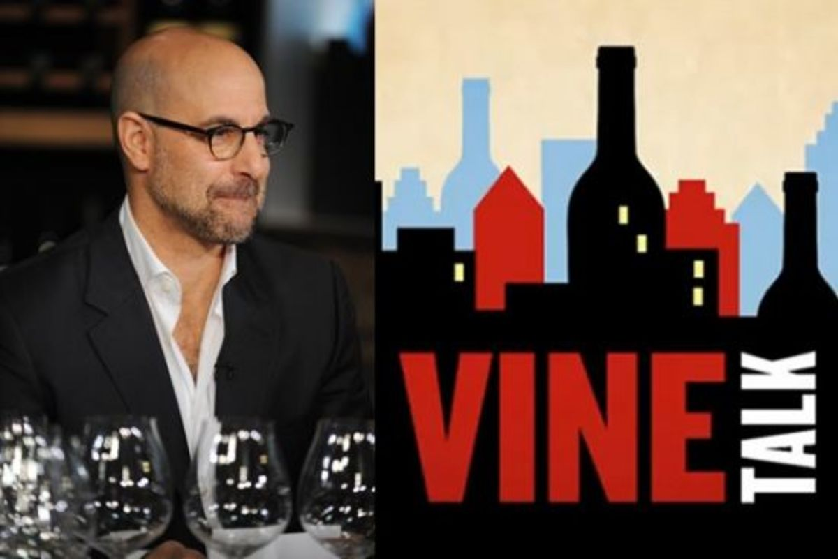 Actor Stanley Tucci to host Vine Talk
