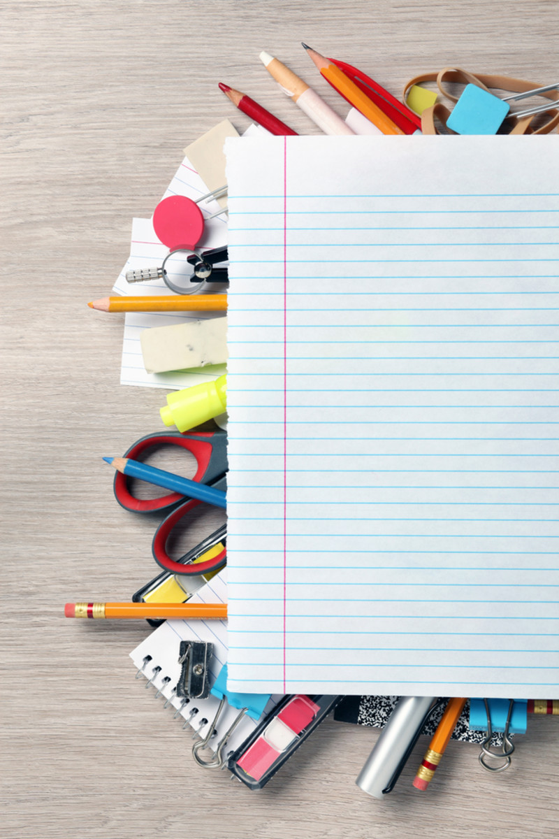 Back to school organizing tips for your home.