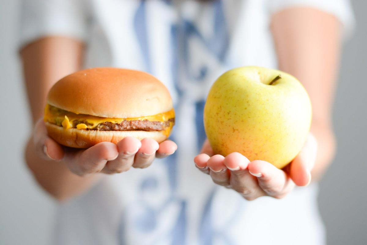 Rebellious Kids Eat More Healthy Food Sort Of