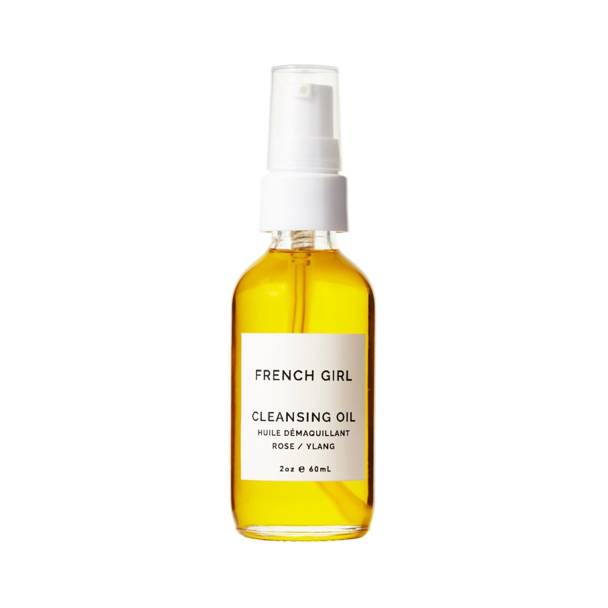 French Girl Organics Cleansing Oil