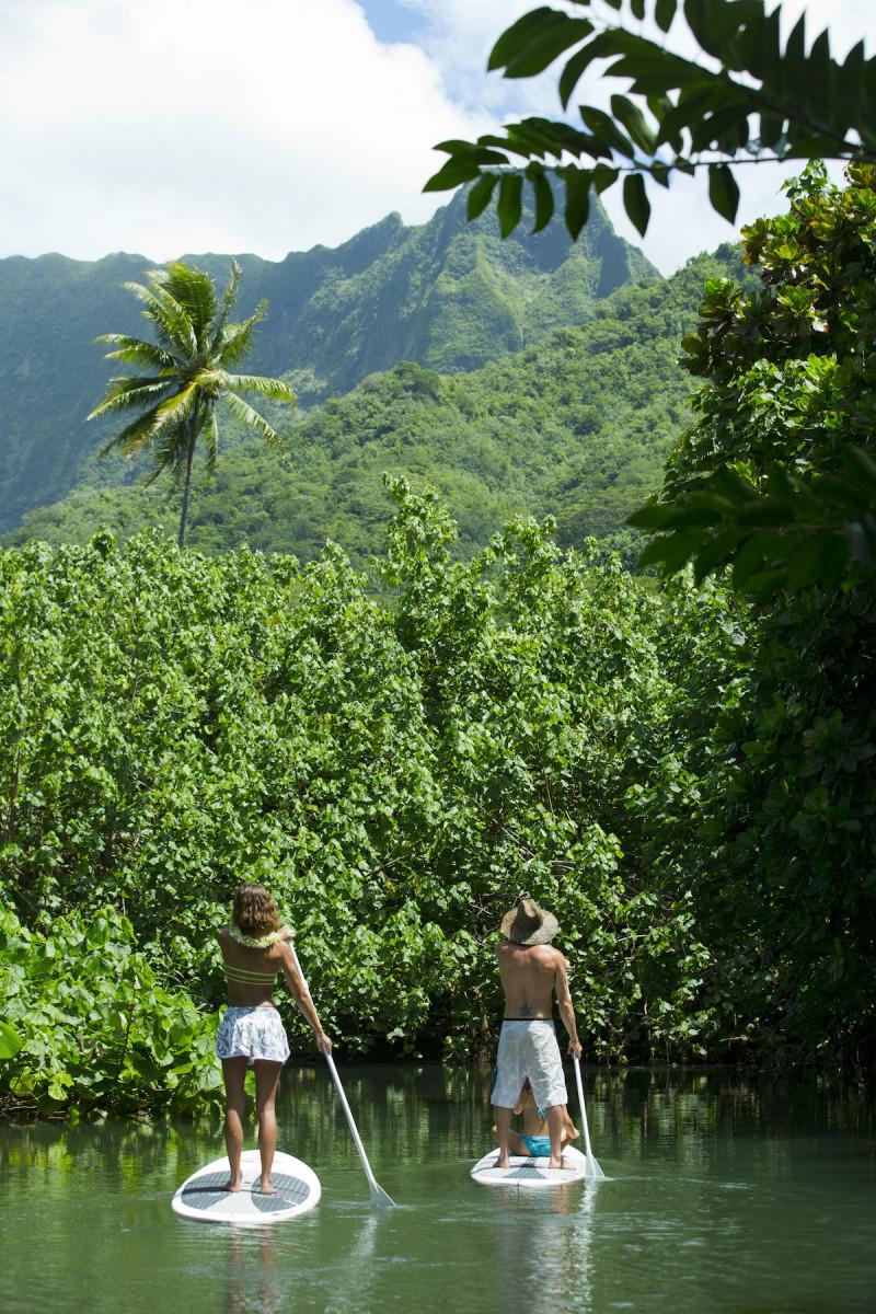 Where to go in French Polynesia