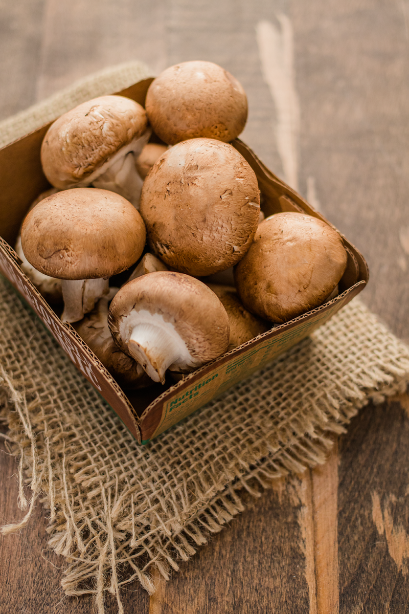 Mushrooms Nutrition and Health Benefits