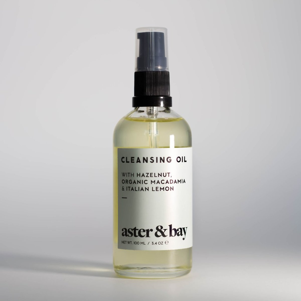 Aster & Bay Cleansing Oil