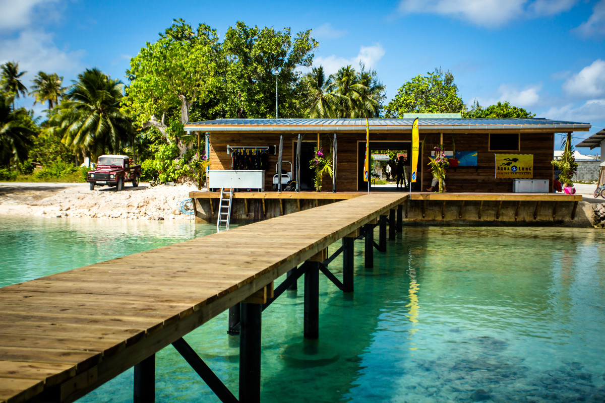 Where to dive in Fakarava