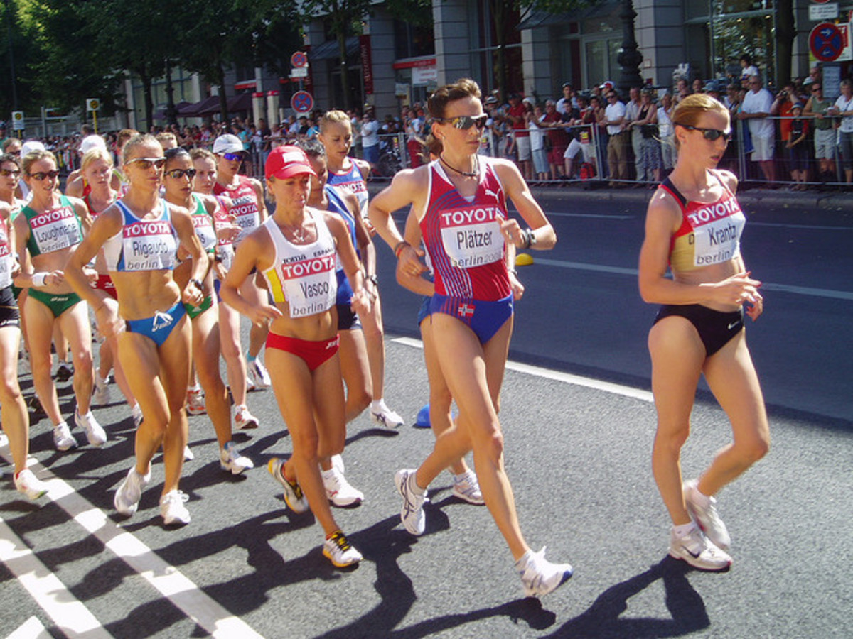 racewalking