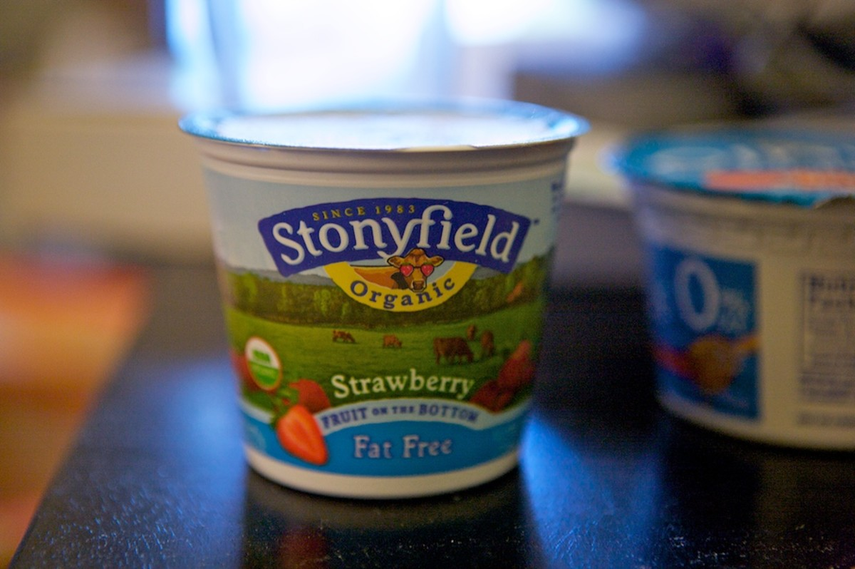 Danone Sells Off Stonyfield for $875 Million