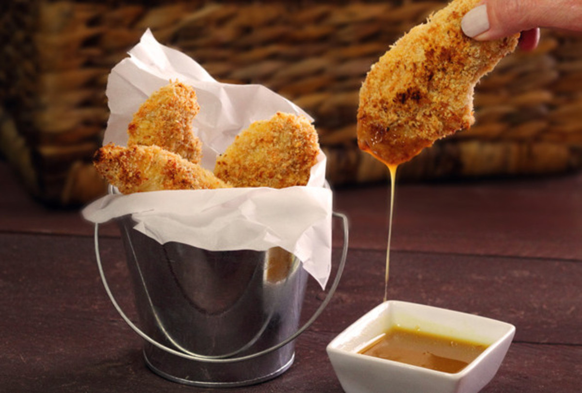 paleo recipes comfort foods chicken tenders