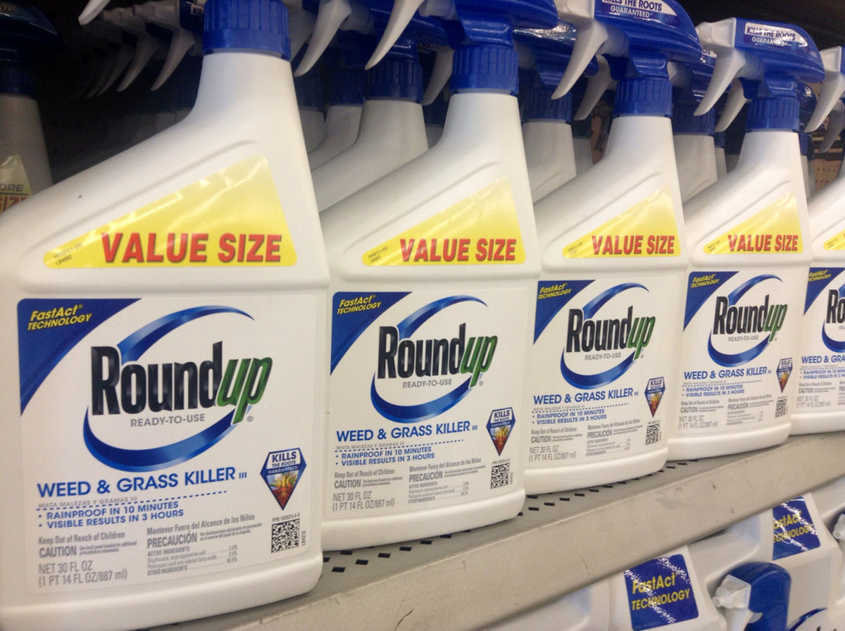 Monsanto's Roundup Just Made Agricultural History