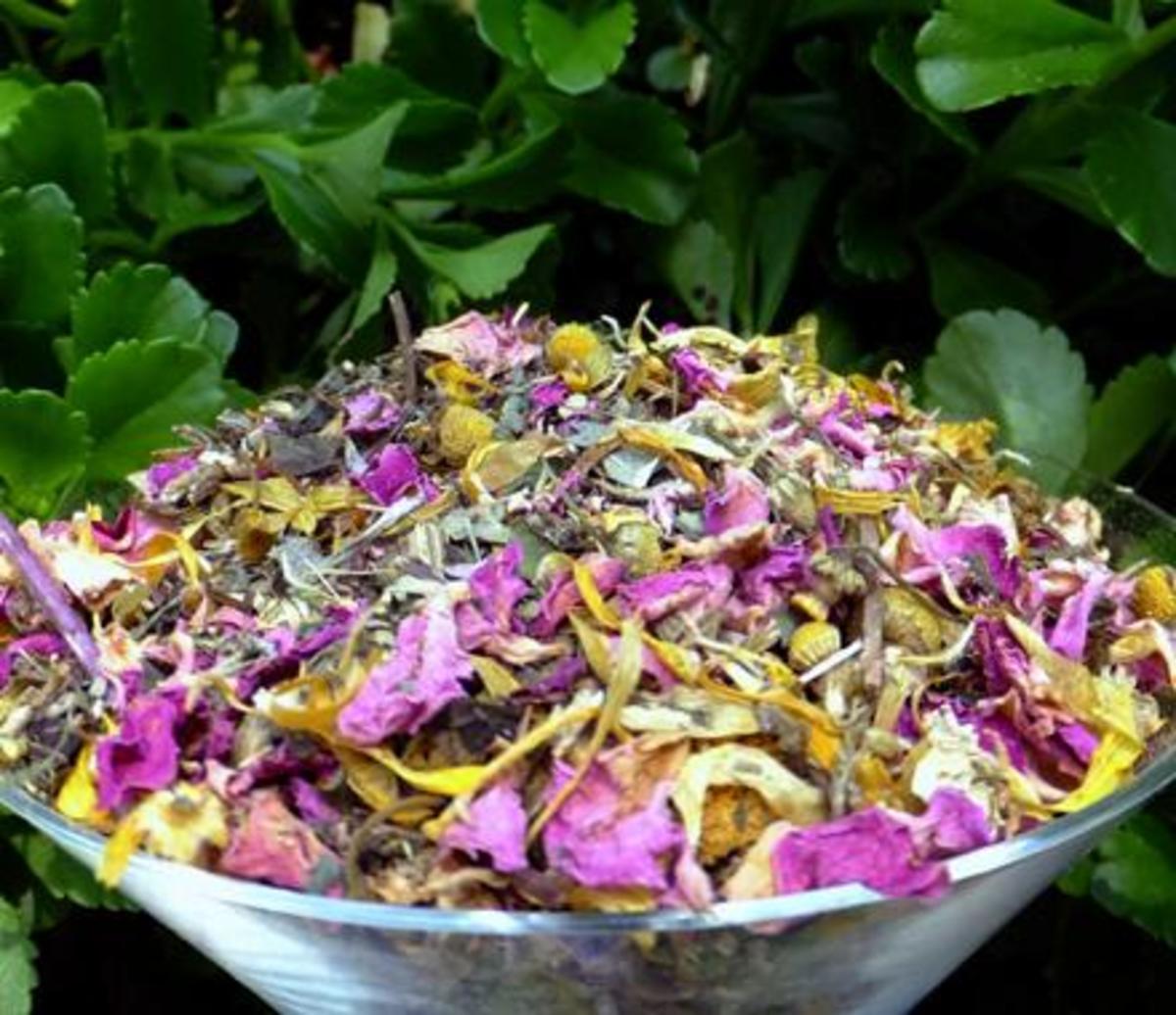 Chagrin Valley Organic Facial Teas