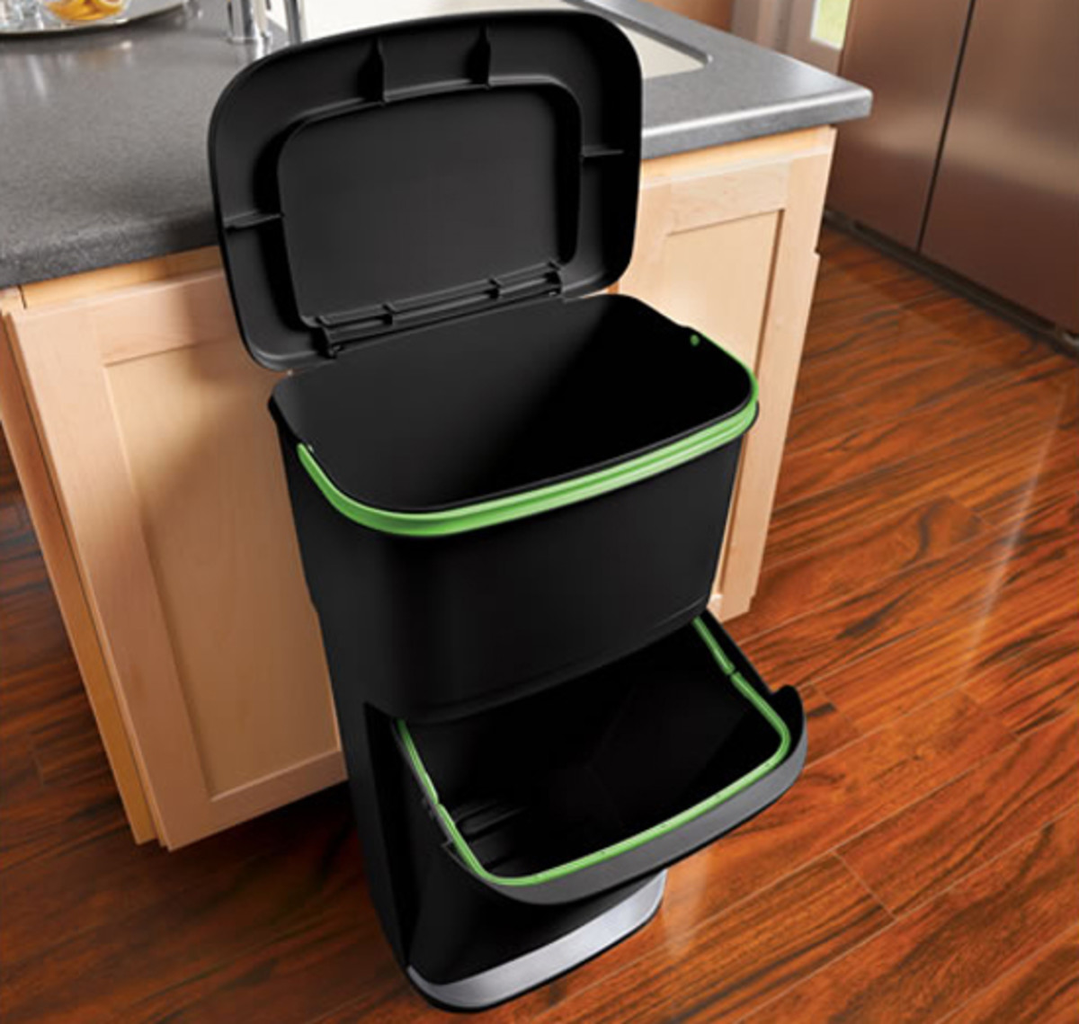 Rubbermaid 2 in 1 Recycler