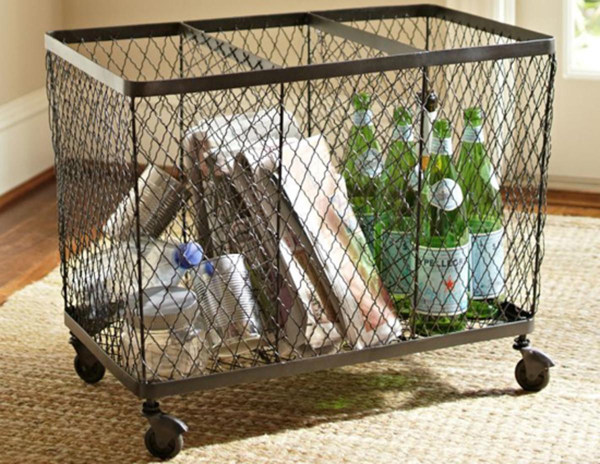 Kendall Recycling Bin
