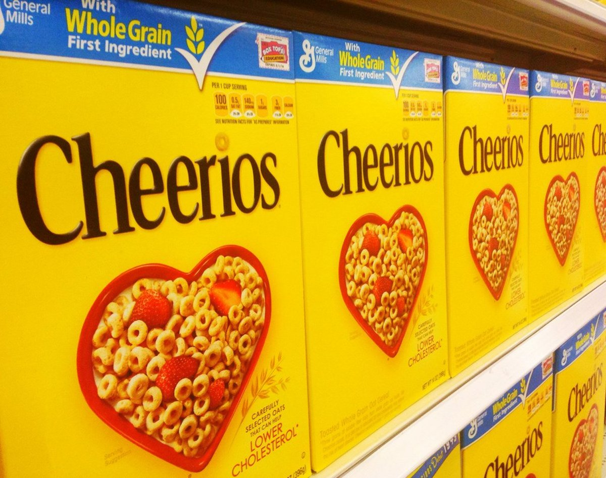 GMO-Free Cheerios Test Positive for Monsanto's Roundup Weedkiller