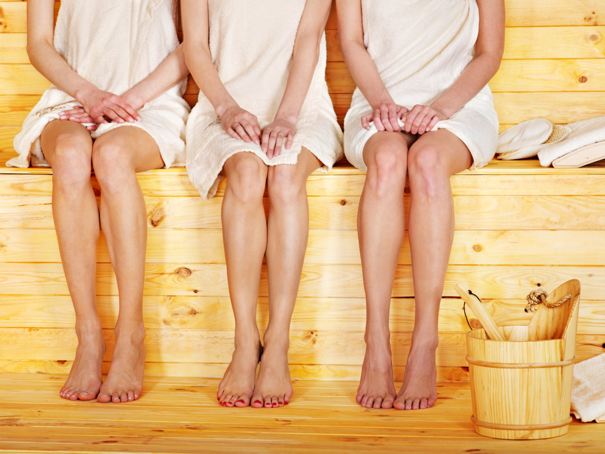 The Crazy Good Detox Benefits of Infrared Saunas