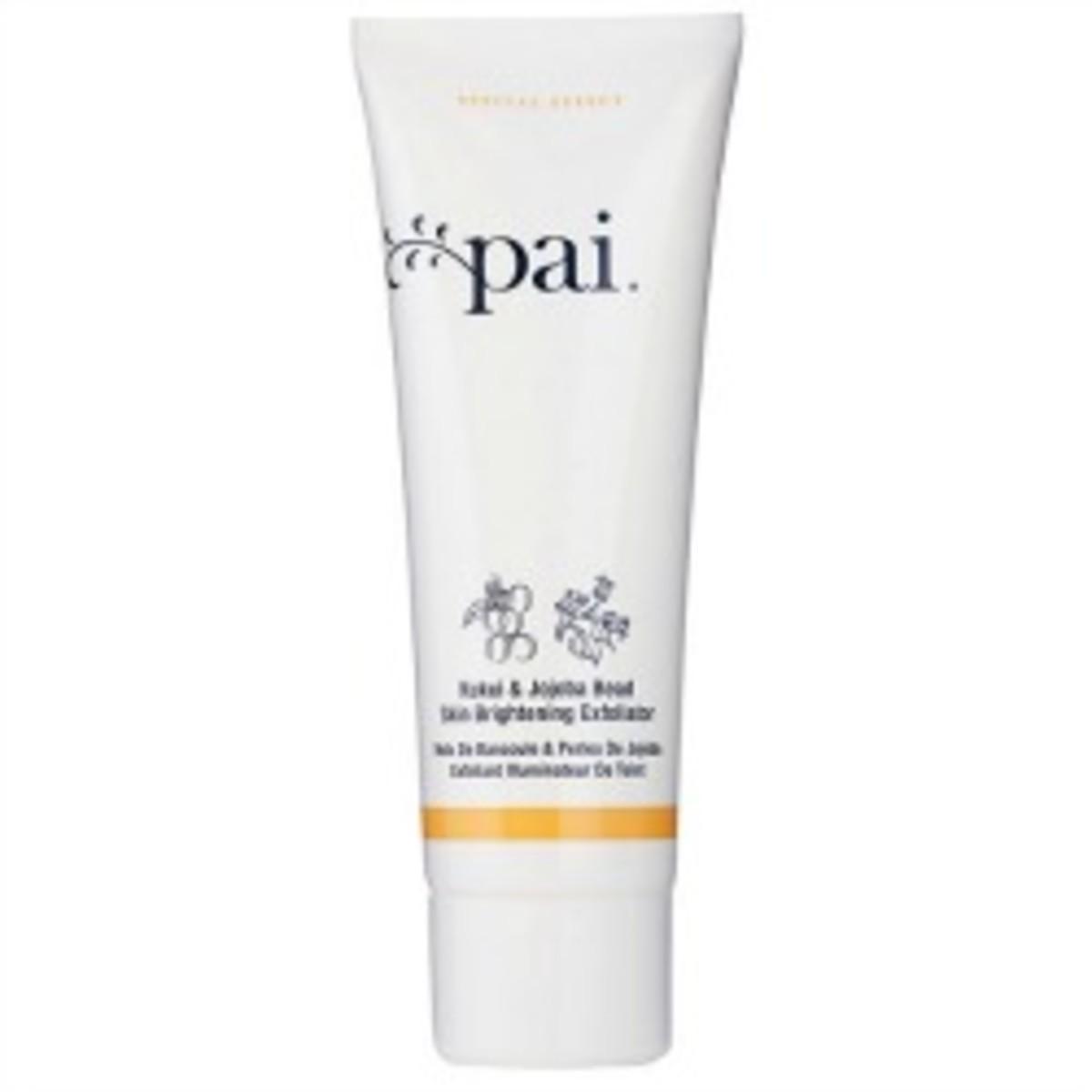 Pai Skincare Kukui & Jojoba Skin Brightening Exfoliator