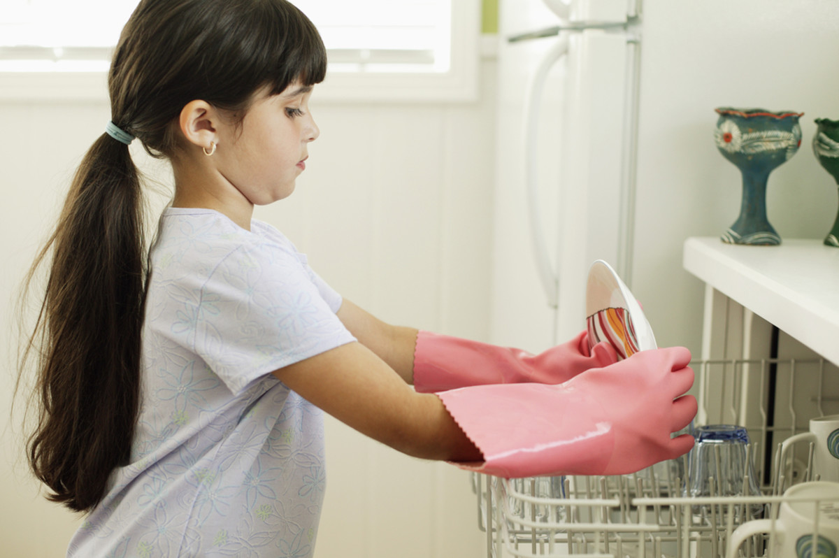 What If Your Dishwasher Was Causing Your Kids Allergies?