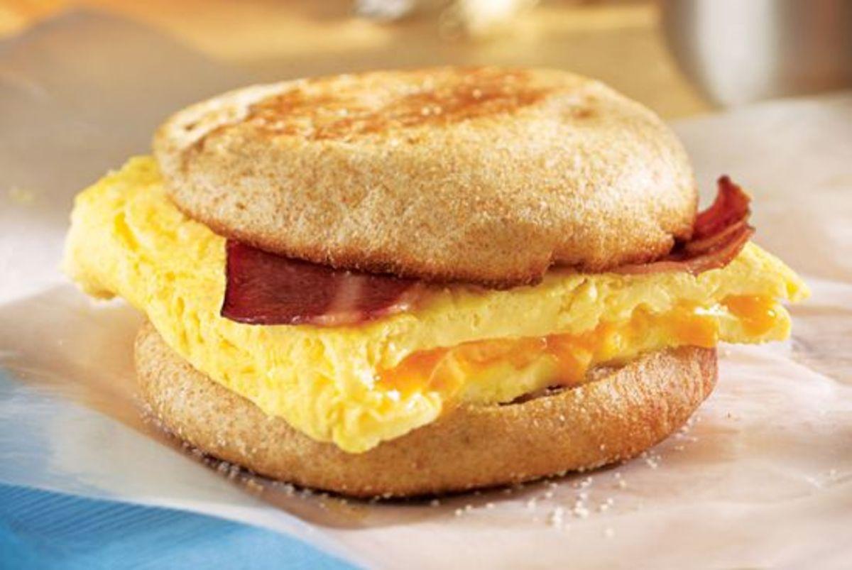 Build A Healthy Organic Breakfast Sandwich Organic Authority