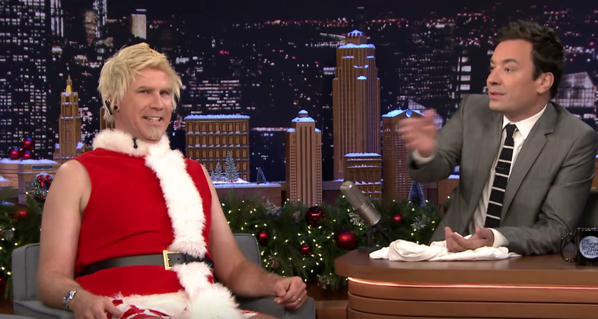 Have You Met 'The New Santa' Yet? You Simply Must [Video]
