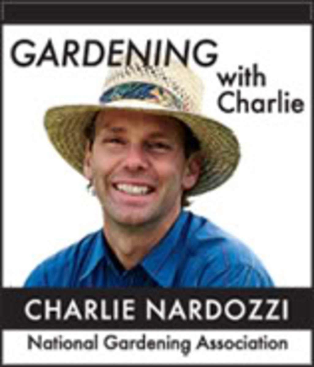 Gardening with Charlie
