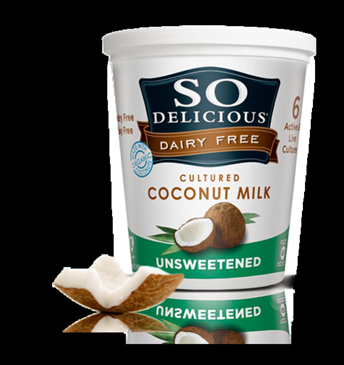 healthy breakfast recipe coconut yogurt