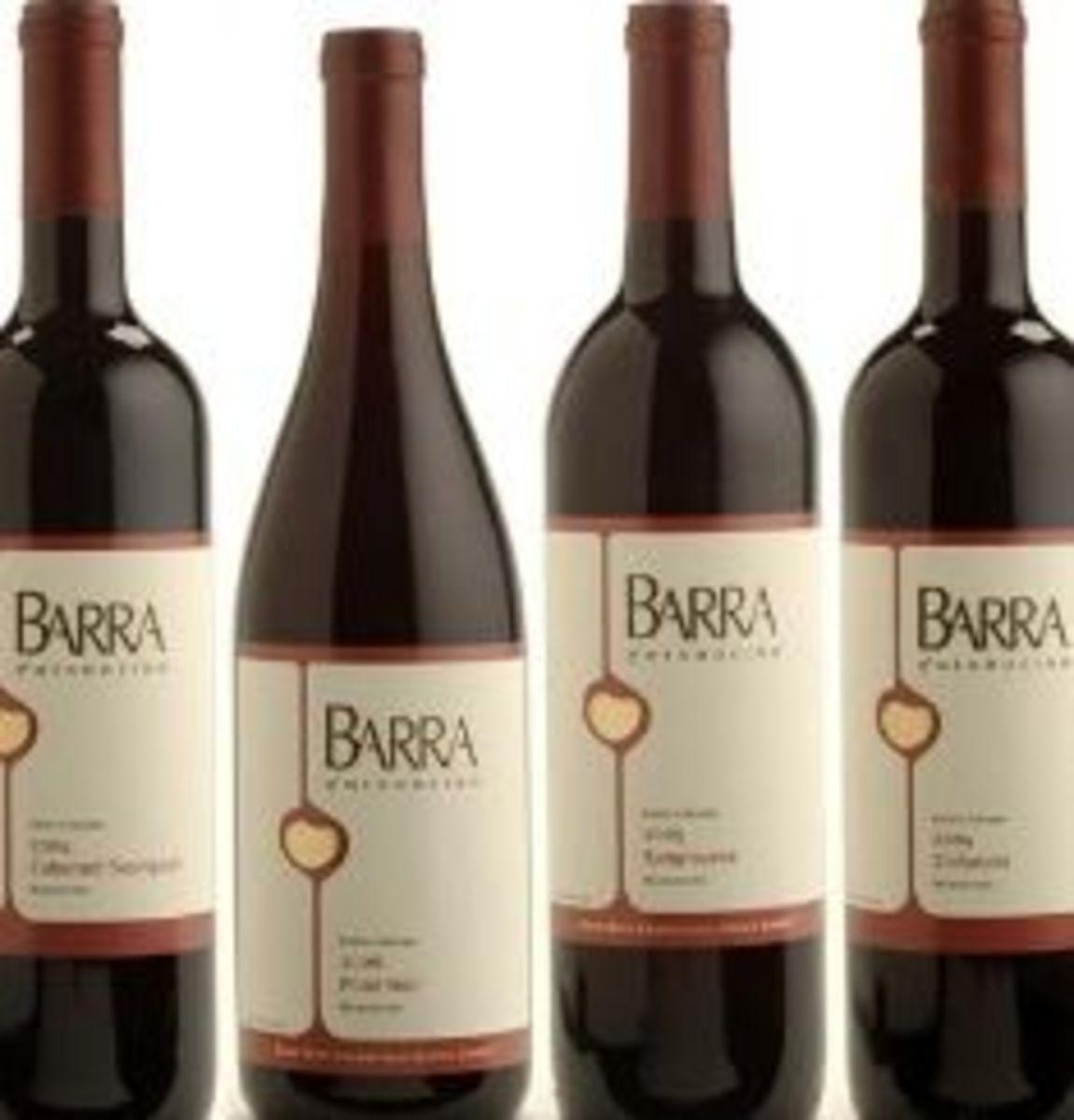 Barra wine