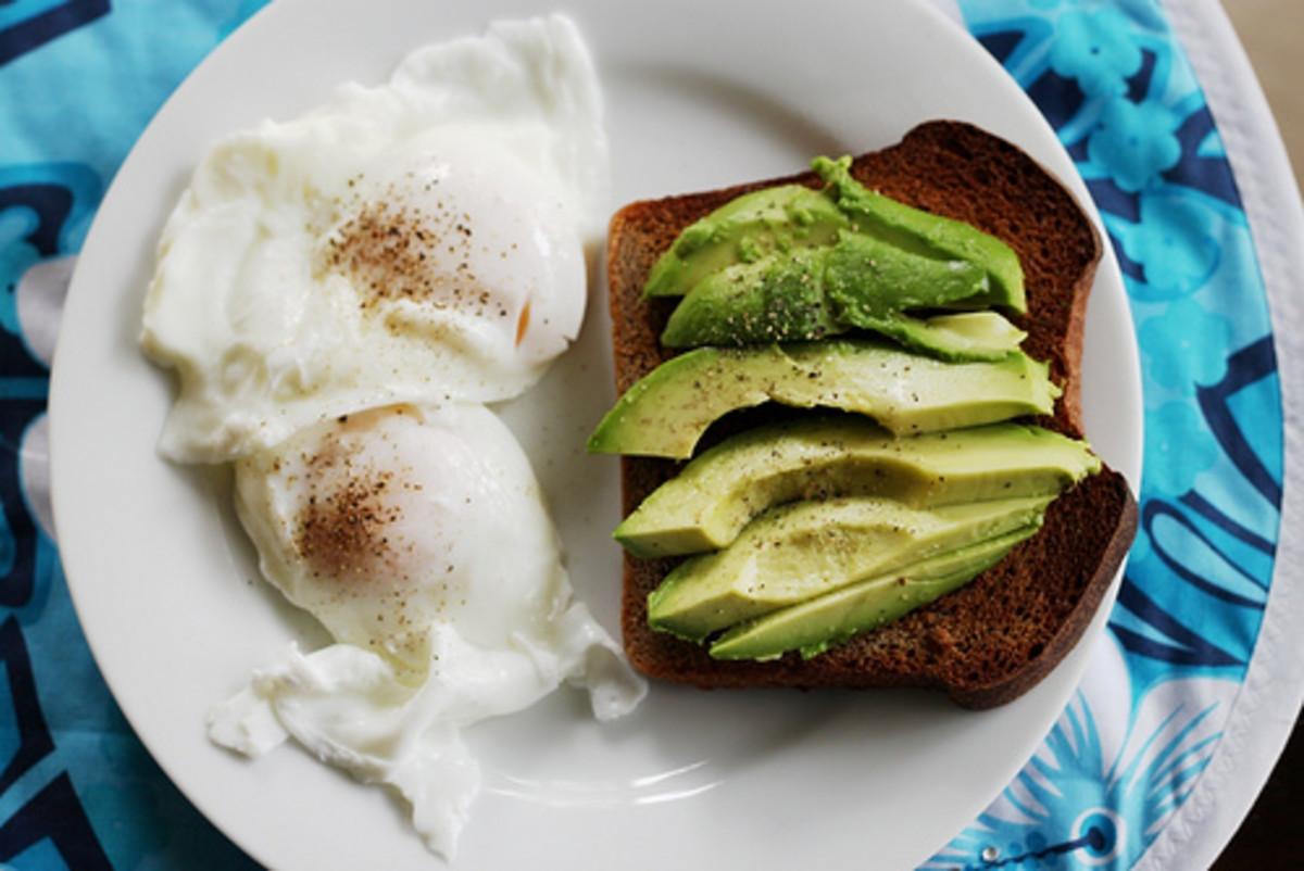 6 Delicious Ways to Have an Avocado Breakfast