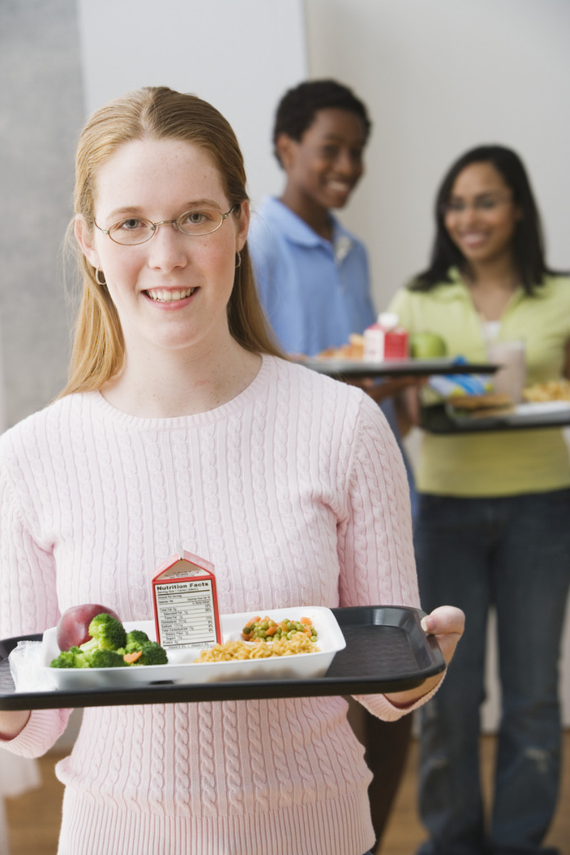 School Lunches Get Eco Upgrade: Nation's Top Schools Ditch Styrofoam Trays