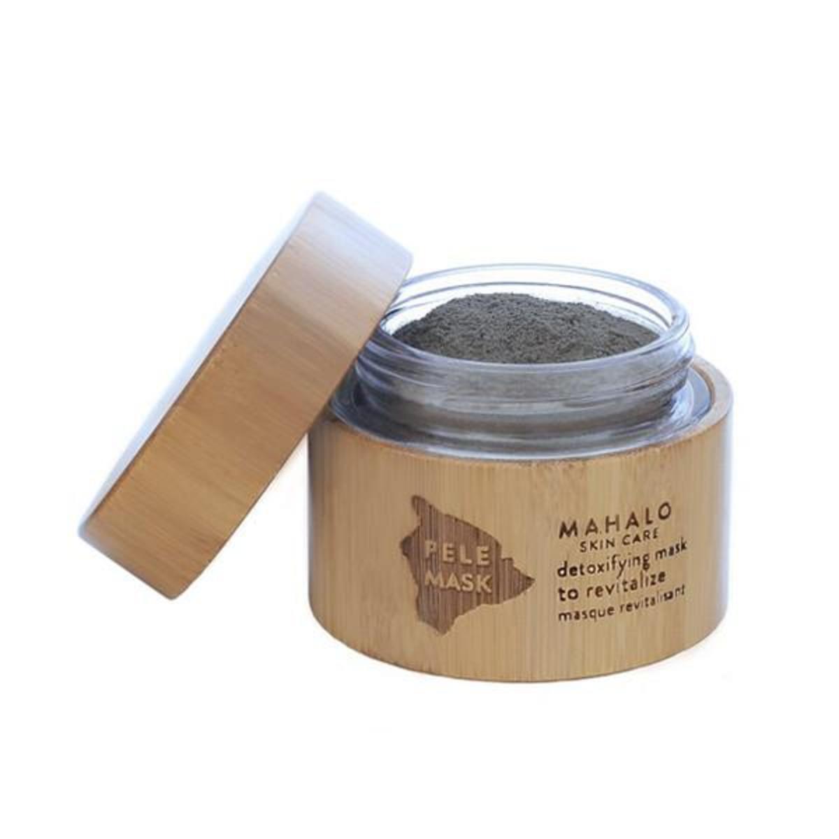 Mahalo Pele Mask