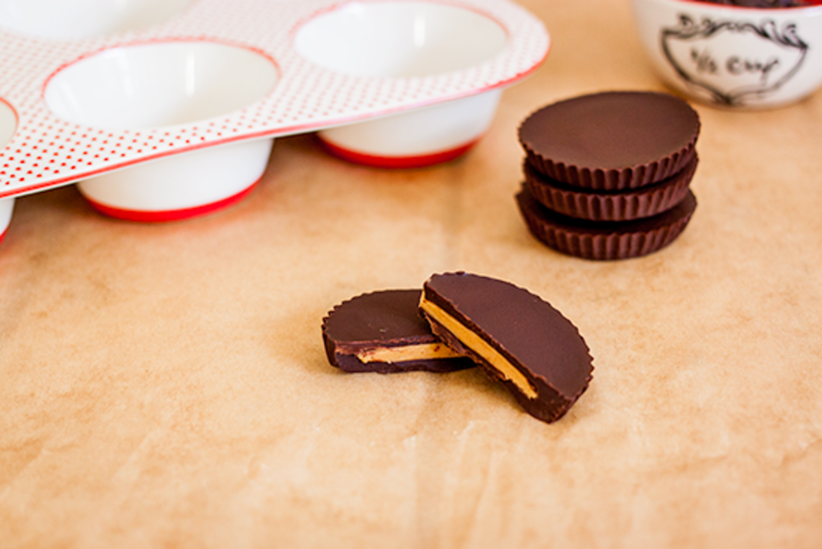 Vegan Reese's Peanut Butter Cup Recipe